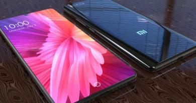 Novo smartphone da Xiaomi terá um sensor de impressão digital sobre a tela