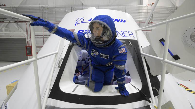 Primeiro vôo espacial tripulado da Boeing pode ser mais do que apenas um teste