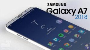 Samsung Galaxy A7 (2018) foi certificado, pode ter 6 GB de RAM e câmeras de 16 MP