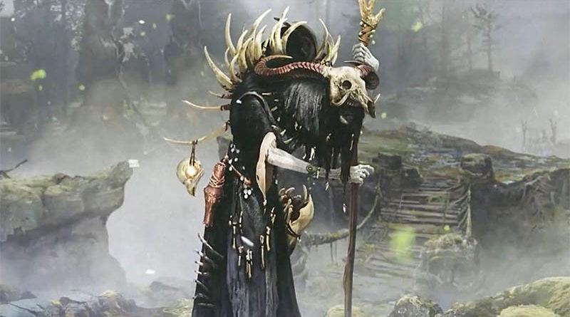 The Revenant - God of War