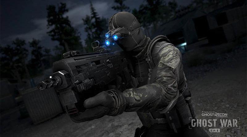 Tom Clancy's Ghost Recon Wildlands - Special Operation 1 -Splinter Cell