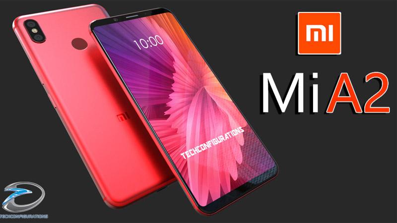 Xiaomi Mi A2 vem com design espetacular e especificações de ponta