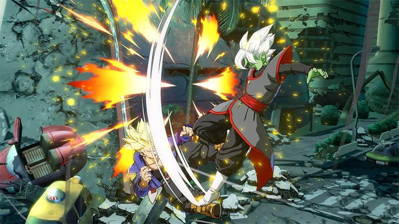 Zamasu - Dragon Ball FighterZ