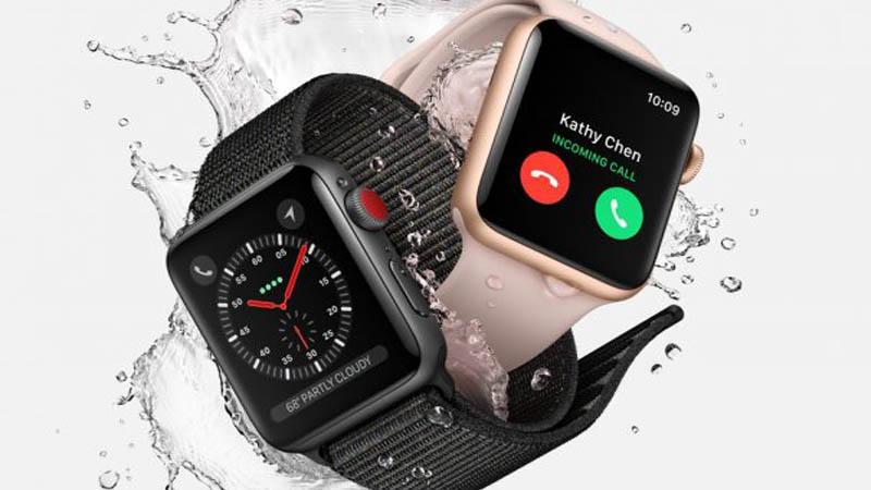 Apple Watch Series 3 chega a mais quatro países