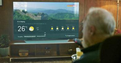 Assistente do Google chega às TVs premium da LG