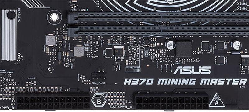 Asus cria placa-mãe de mineração com capacidade de suportar até 20 GPUs