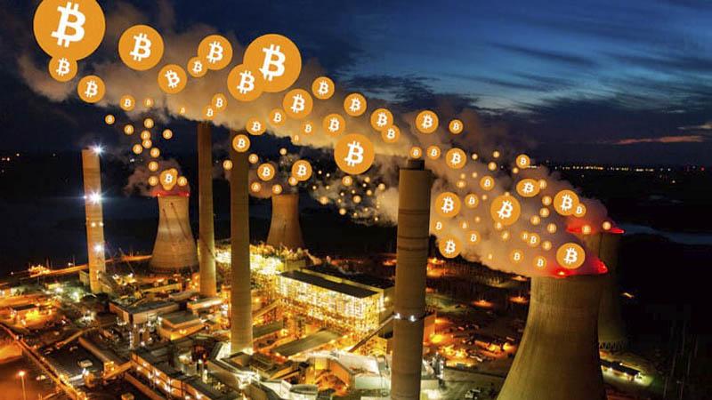 Bitcoin pode consumir até metade da produção mundial de energia ainda este ano