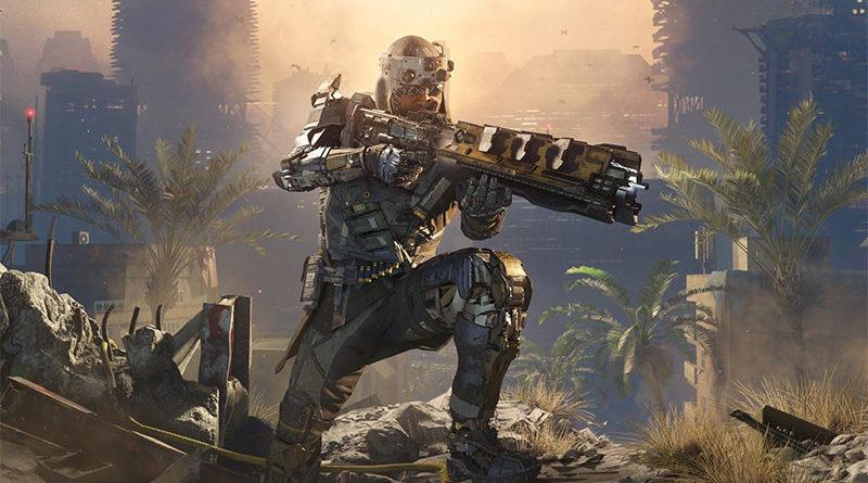 Call of Duty - Black Ops 4 Modo Campanha