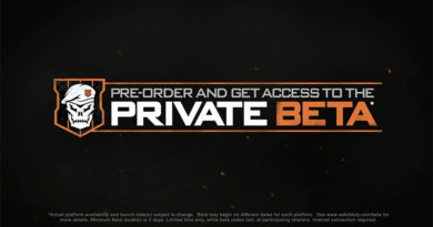 Call of Duty - Black Ops 4 Private Beta