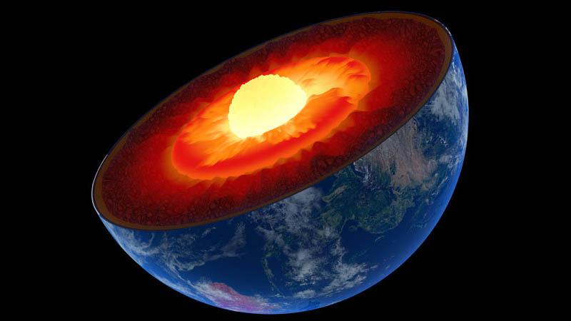 Calor do núcleo da terra poderá futuramente ser usado pra gerar energia