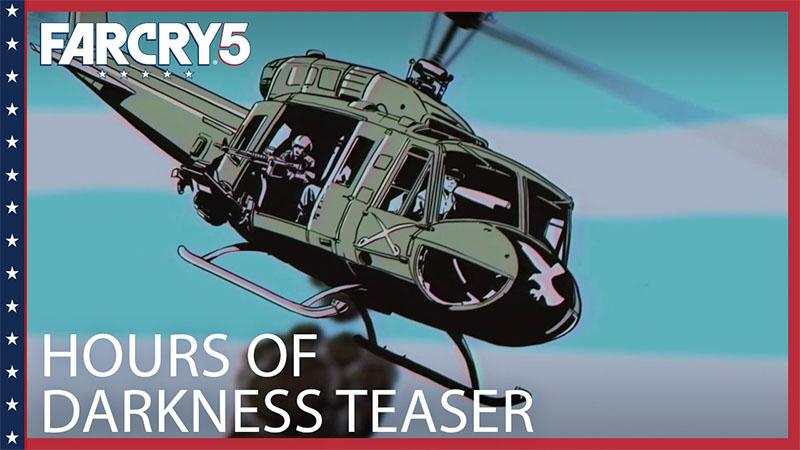 Far Cry 5 - Horas de Escuridão