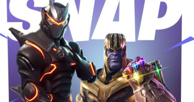 Fortnite vs Vingadores-Guerra Infinita