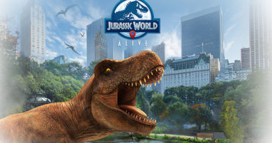 """Jurassic World Alive, o """"Pokémon GO com dinossauros"""", já está disponível"""