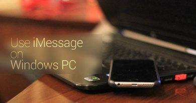 Microsoft gostaria de trazer o iMessage para o Windows