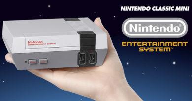 Nintendo confirma retorno do NES Classic Mini