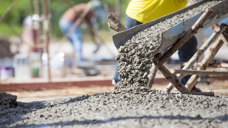 Nova tecnologia vai introduzir o grafeno na mistura do concreto