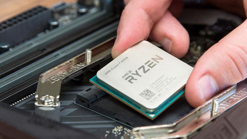 Processadores Ryzen que serão lançados em 2019 terão o dobro de núcleos que os atuais