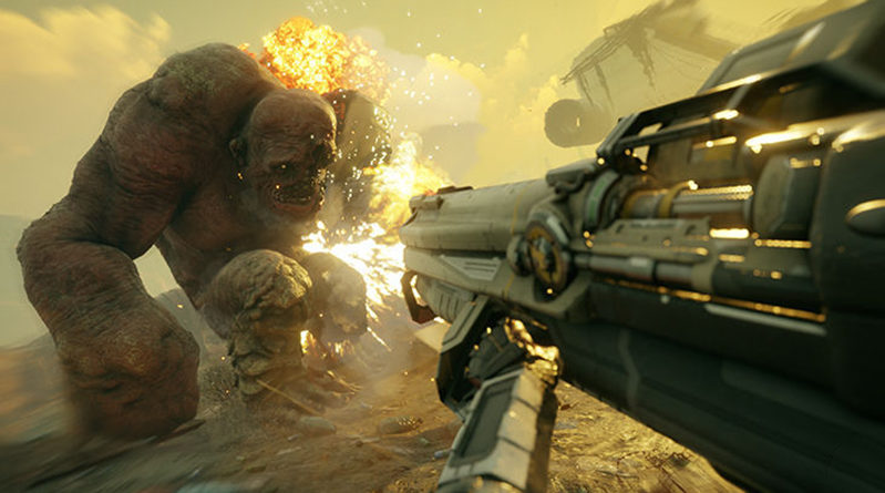 Rage 2 - Gameplay