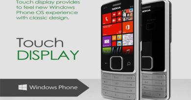 Rumores apontam para uma possível volta do Nokia 6300