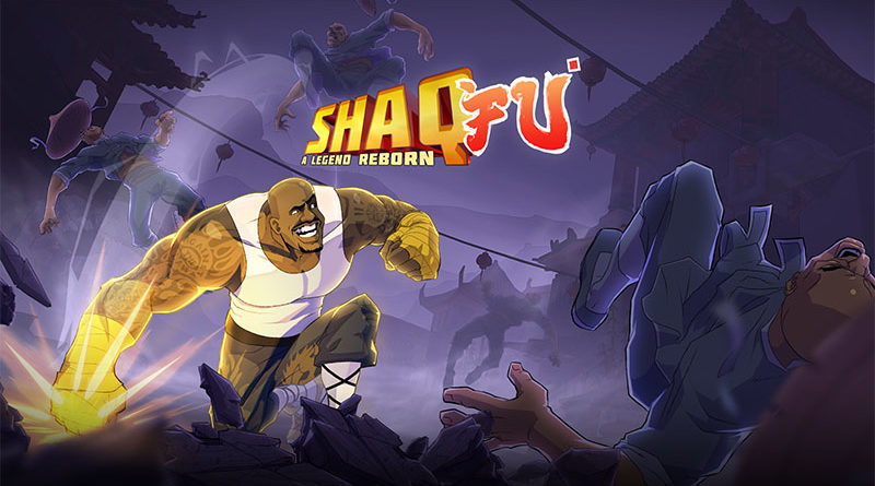 Shaq Fu - A Legend Reborn