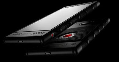Smartphone Holográfico da RED terá câmera 3D de 8K