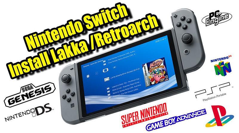 Agora é possível jogar jogos de mais de 45 consoles diferentes no Nintendo Switch