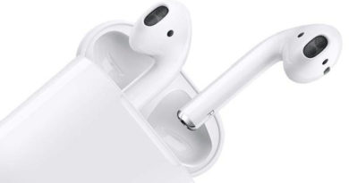 Apple vai produzir airpods com cancelamento de ruído