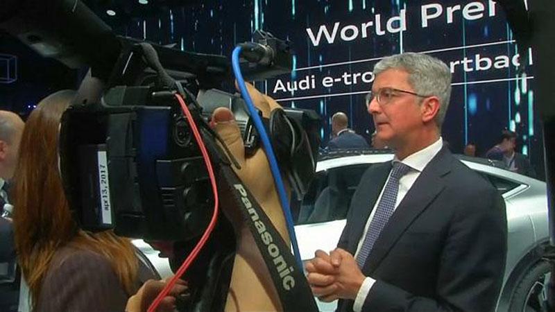 CEO da Audi é preso por suposta participação no escândalo da Dieselgate