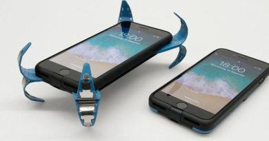 Com este case seu smartphone estará mais protegido contra quedas