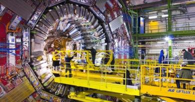 Conheça o LHC - Grande colisor de Hádrons