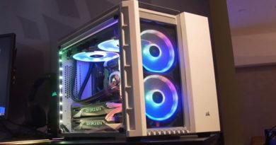 Corsair lança novo gabinete de computador, é o Crystal Series 280X RGB