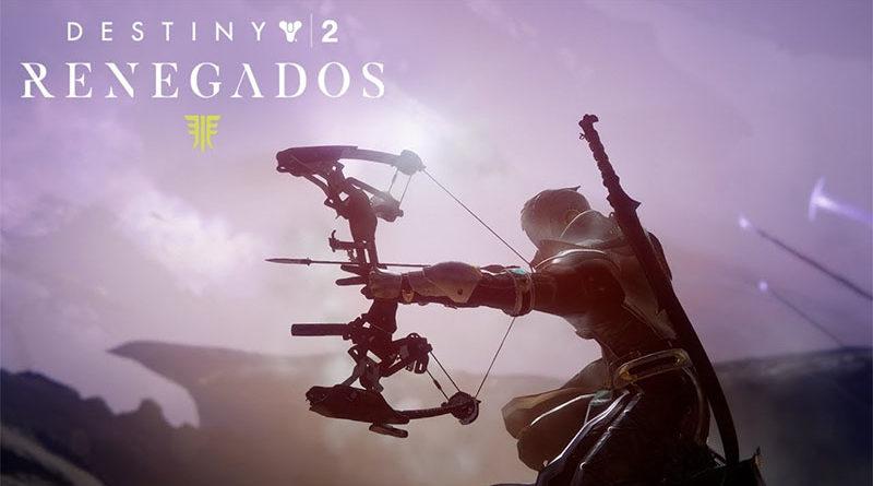 Destiny 2 - Os Renegados