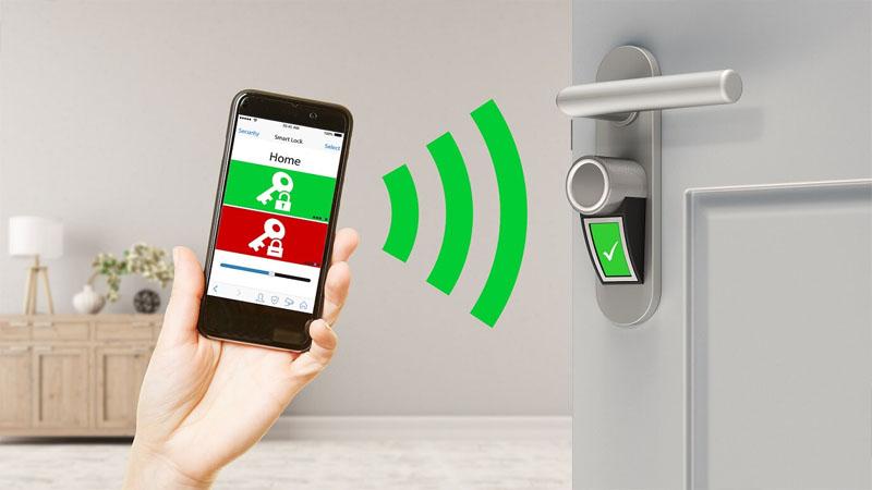 Em breve iPhones com NFC terão a capacidade de abrir portas inteligentes