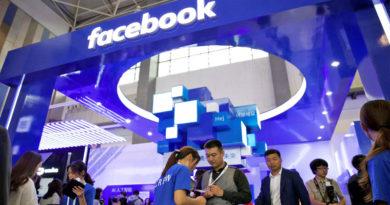 Facebook confirma parcerias de compartilhamento de dados com empresas chinesas