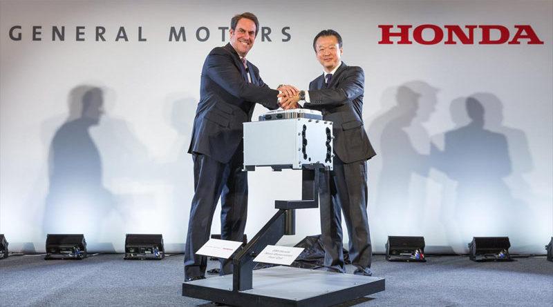 GM está fornecendo baterias de última geração para os modelos EVs da Honda