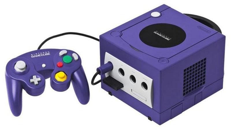 Nintendo pretende lançar novamente o GameCube