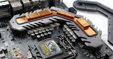 Placas-Mãe ASUS ROG MAXIMUS XI chegará com o poderoso chipset Z390 da Intel