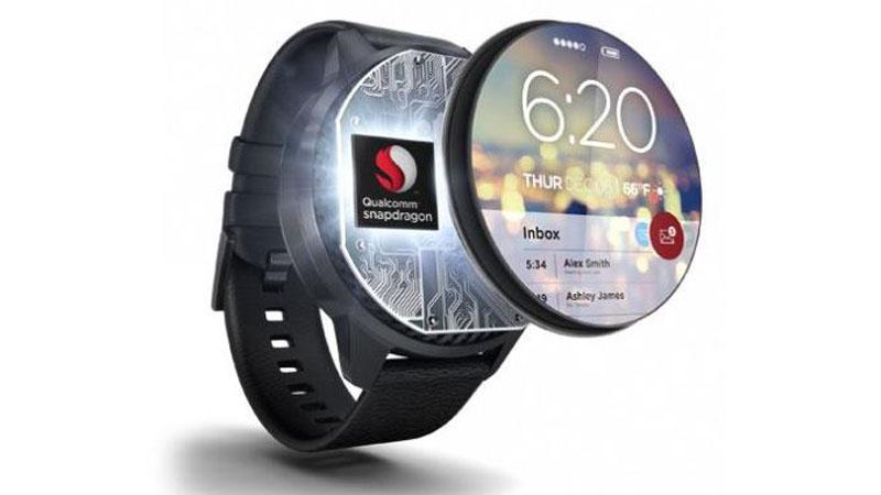 Qualcomm lança Snapdragon Wear 2500 para smartwatches infantis