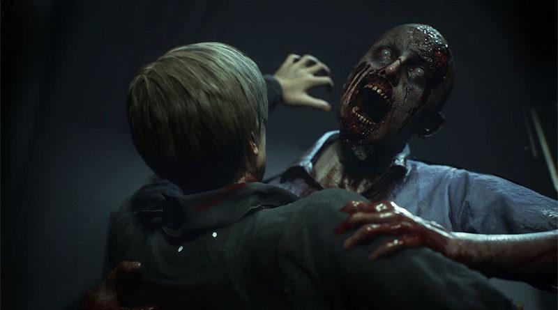 Resident Evil 2 Remake - Gameplay 4K