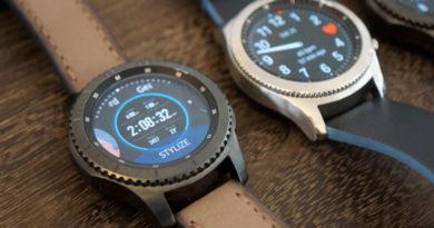 Smartwatch Gear S4 da Samsung pode ser lançado em agosto