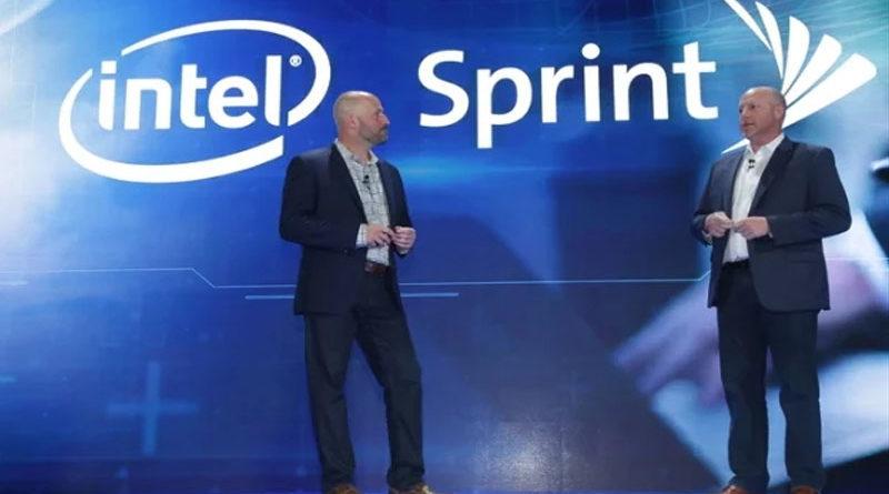 Sprint se une a Intel para lançar computadores com 5G