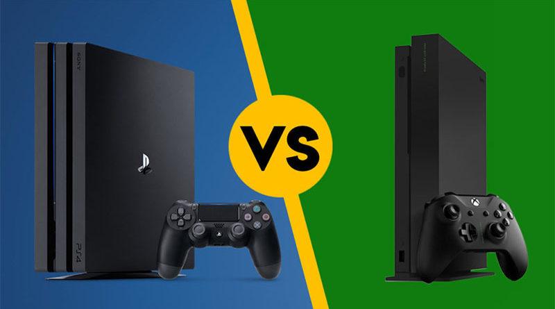 Xbox One X é mais popular que o PS4 Pro nos EUA, mas gera menos vendas, revela pesquisa