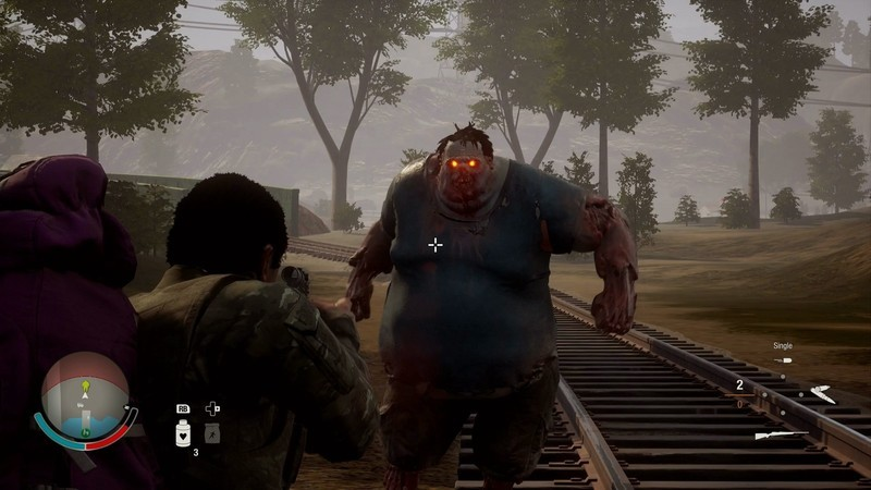 state of decay 2 patch 20 GB