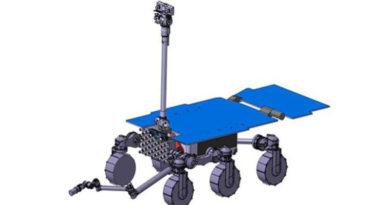 Airbus revela projeto inicial de seu Mars Rover