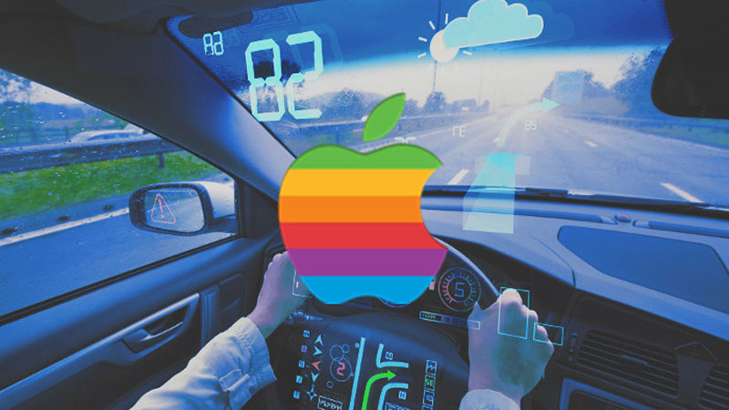 Apple vai patentear realidade virtual para carros
