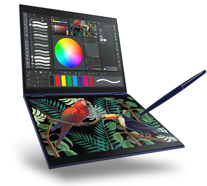 Asus revelou conceitos do Projeto Precog - Notebook com Inteligência Artificial e sem teclado