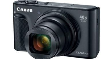 Canon vai lançar câmera digital PowerShot SX740 HS com zoom óptico de 40x