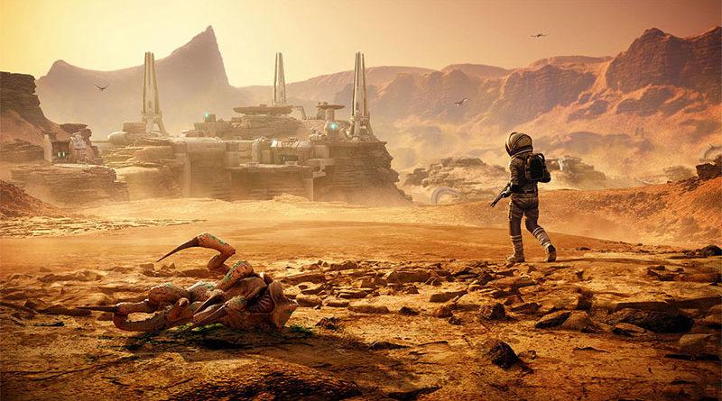 Far Cry 5 - Perdido em Marte