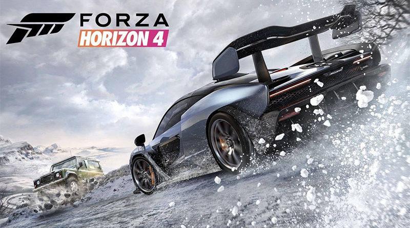 Forza Horizon 4 - Inverno