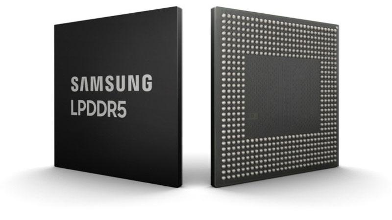 Futuros dispositivos da samsung pode aparecer com chips de memória de 8 gigabit